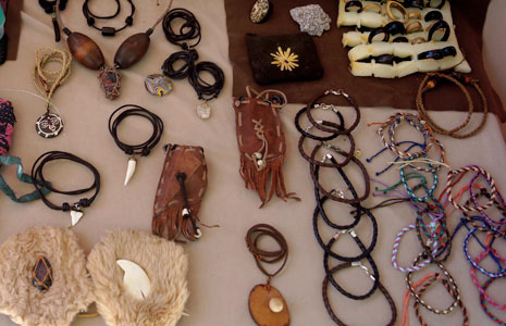 Jewellery is an elegant expression of Tulum's Mayan culture