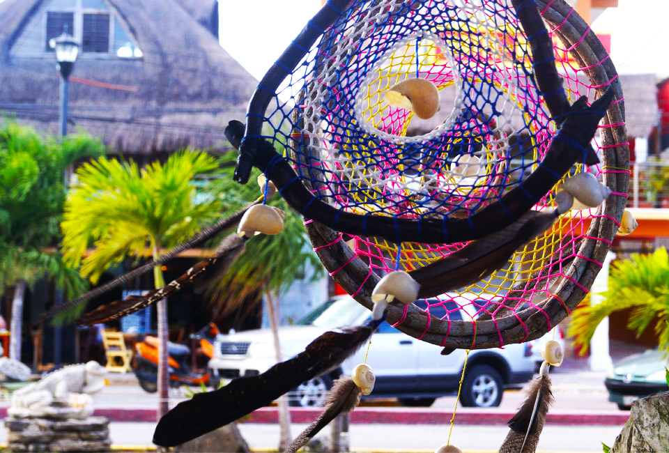 Mayan Dream Catcher in Tulum
