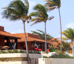 – Playacar beautiful beachfront homes overlooking the Caribbean ocean