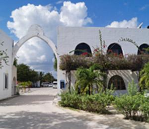 Entrance Akumal