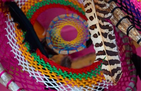 These colors will catch your dreams in Tulum!