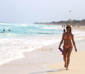 Playa del Carmen! Beautiful beaches, Beautiful people!