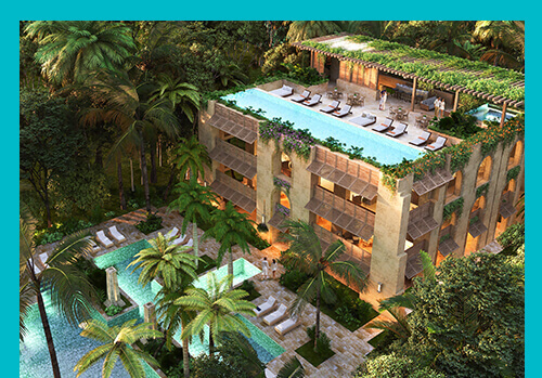 Losantos Tulum - Gated Community